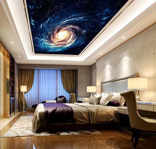 8 inspirations pour d corer votre plafond Decoration de plafond